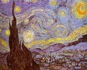 Vincent Van Gogh : The Starry Night